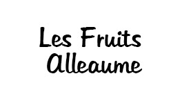 Logo Les fruits Alleaume