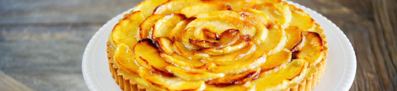 tarte aux pommes cours de cuisine